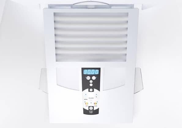 Spa Aufsatz Hydrowave Massageliege Bernau