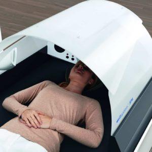 geschlossener Spa Aufsatz Hydrowave Massage Bernau